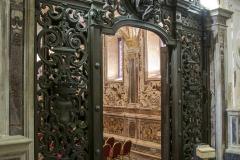 Cripta della Cattedrale di Gaeta - ingresso