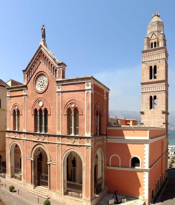 Basilica Cattedrale Gaeta facciata