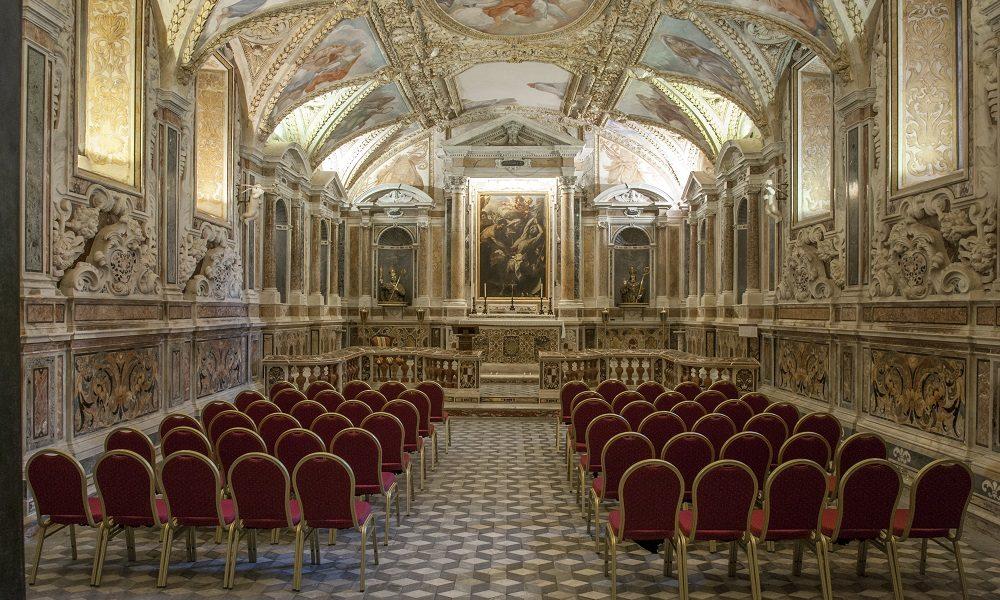Cripta matrimoni Cattedrale Gaeta