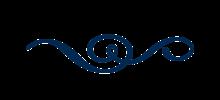 disegno separatore blu Cattedrale Gaeta